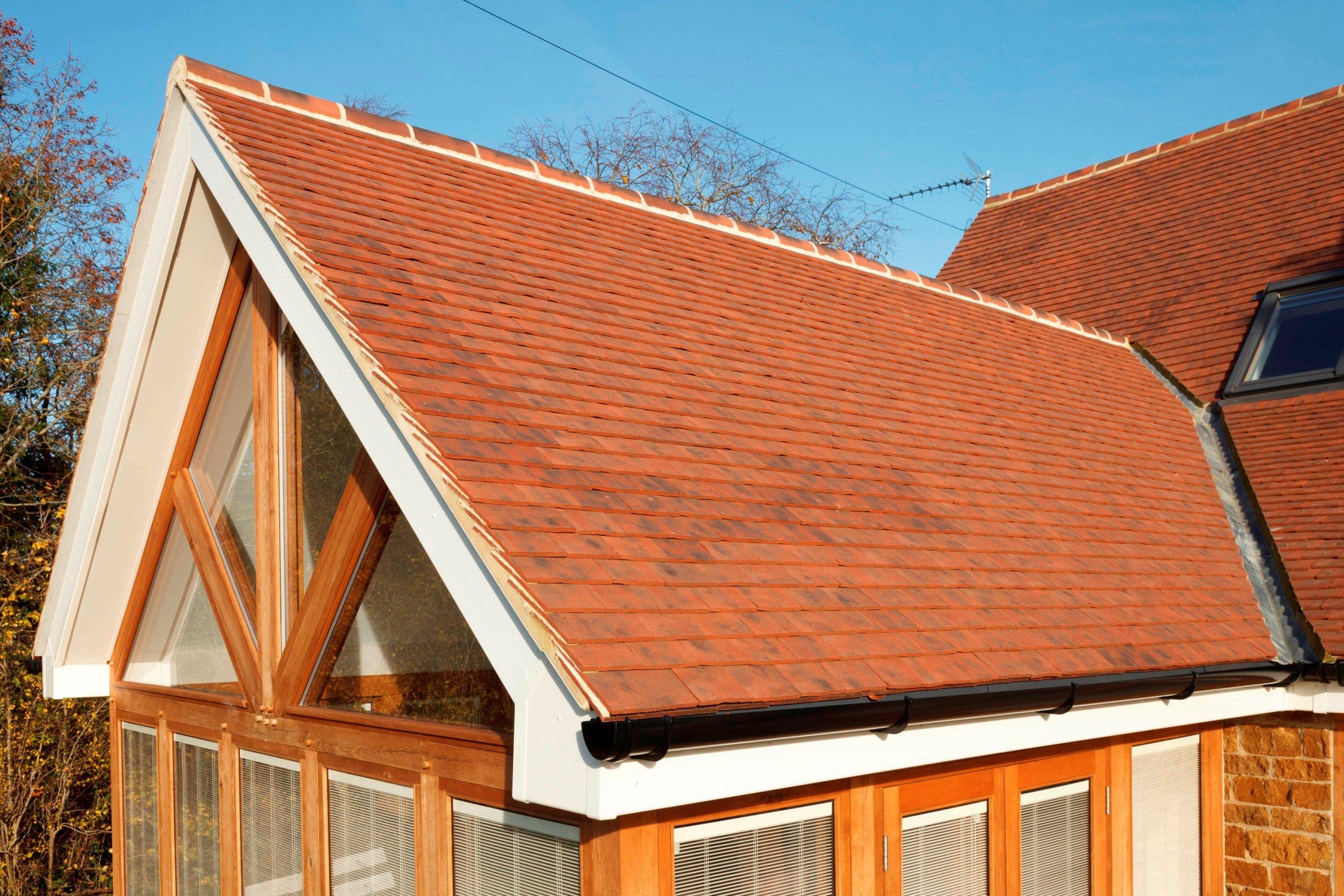 Redland Craftsman Albury Crowns Eco Home With Period Twist