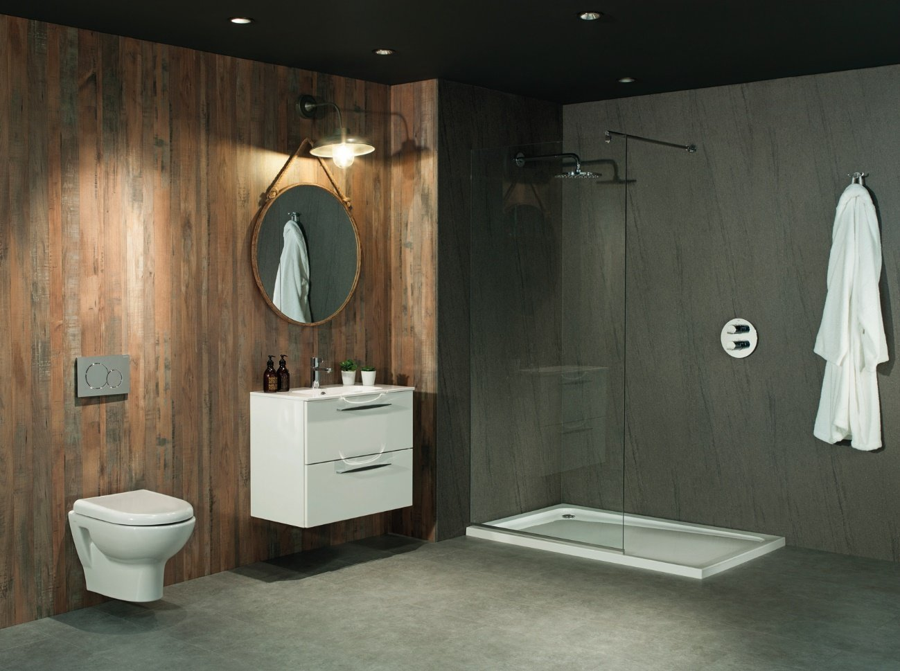 Bushboard Set To Change Perception Of Bathroom Wall