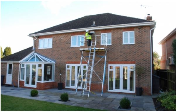 HSE inspection campaign to focus on work at height
