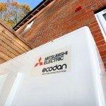 Latest renewable technology to heat ground-breaking Warwickshire homes