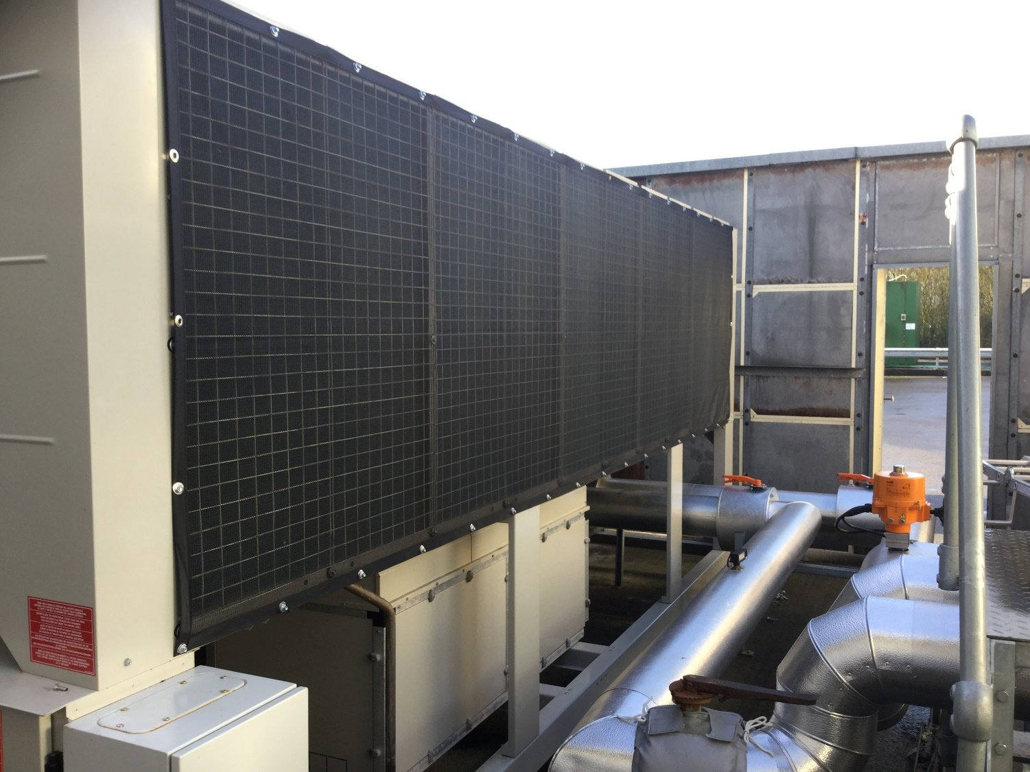RABScreen air intake screens