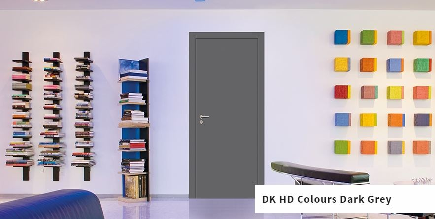 DK HD Colours Dark Grey