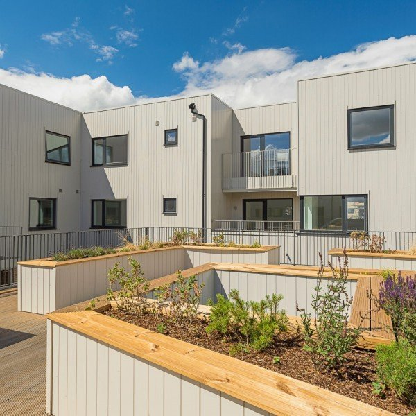 Vent-Axia Provides Cambridge Sustainable Development with Energy Efficient Ventilation