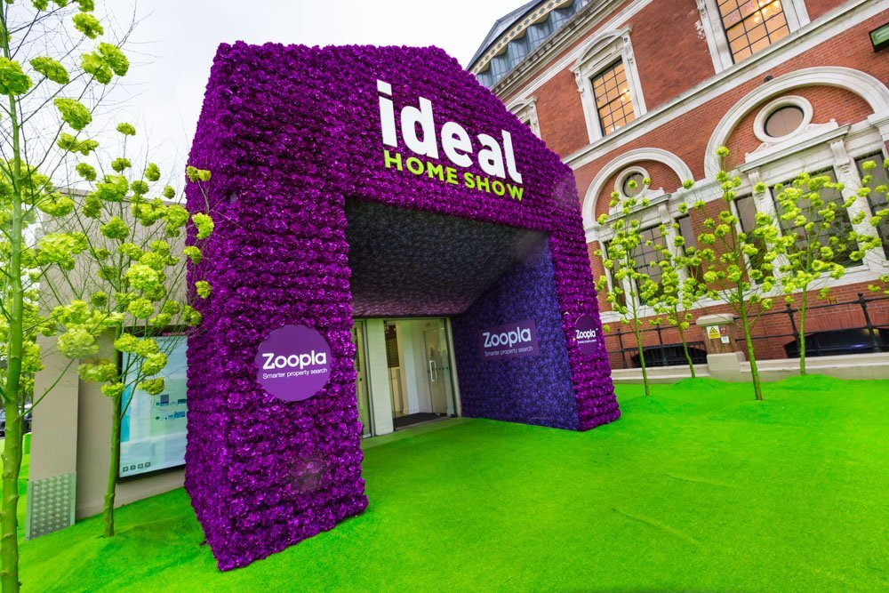 Move or improve? Britain's fascination with home improvements continues with the 110th edition of the Ideal Home Show