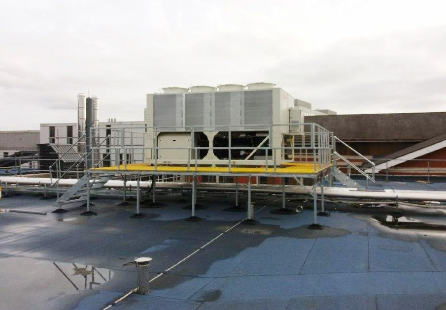 custom plant deck