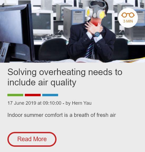 Clean Air Day - TheHubME Air Quality