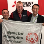 Mitsubishi Electric and Special Olympics GB strike up a very special relationship