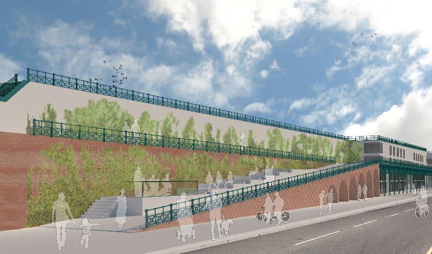 Boxpark bid to revive Brighton beachfront
