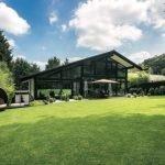 BARNES announce minimalist Huf Haus for sale for £3.75 million