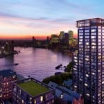 Douglass Tower to transform east London skyline and take waterside living to new heights