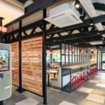 Restaurant gets a timely and efficient upgrade with heat recovery air conditioning