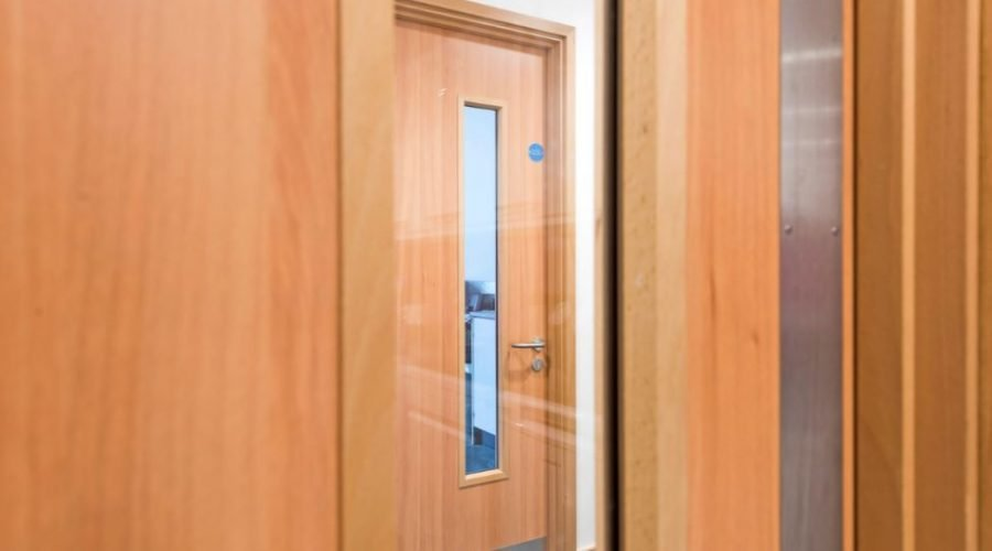 Performance door solutions deliver for innovation centre 4