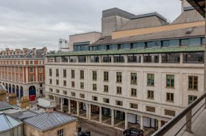 Kebony proves instrumental to Royal Opera House renovation 1