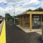 Abellio Great Anglia selects Benjamin Steadman to install modular Accoya rail shelters