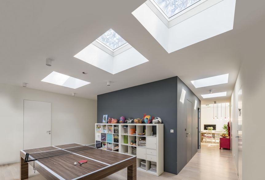 Flat Roof Windows – Which one is right for your home?