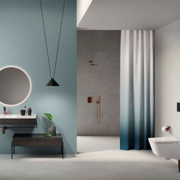 VitrA launches Equal - a new bathroom collection created in collaboration with Italian architect and designer Claudio Bellini
