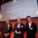 Aspen Pumps Wins BVCA Management Team Award