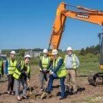 Construction begins on £12.5 million village outside Stonehaven