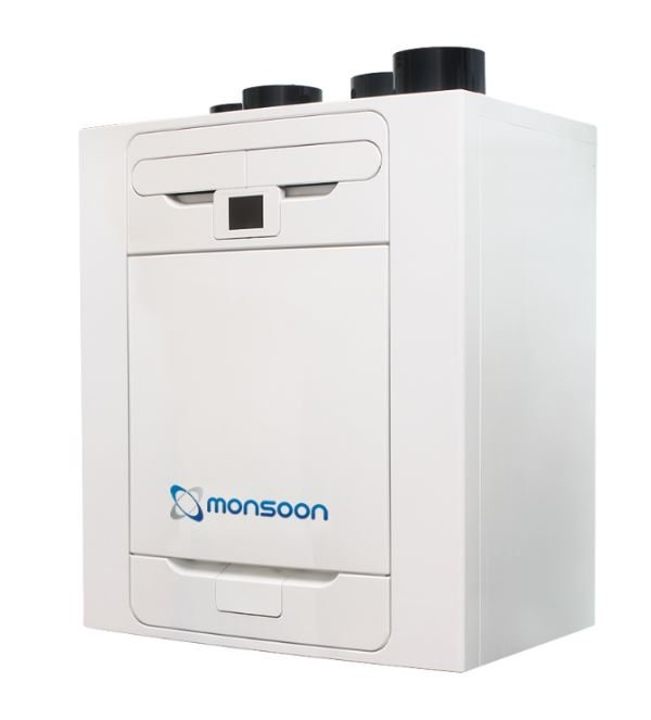 Monsoon IntelliSystem Heat Recovery Unit