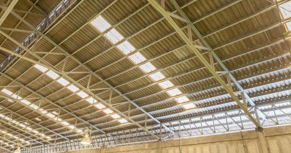 fragile roof lights