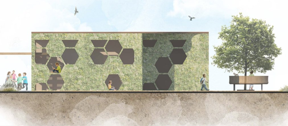 outdoor classroom design