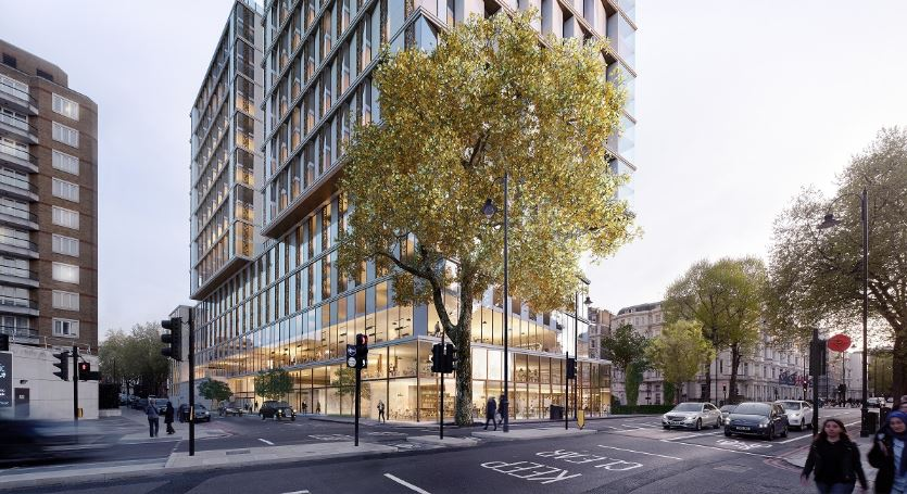 Queensgate Investments and Rockwell secure green light for Kensington Forum