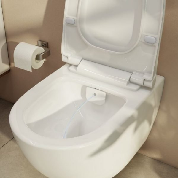 VitrA launch WC with Built-In Bidet