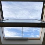 Providing both safety and natural light...