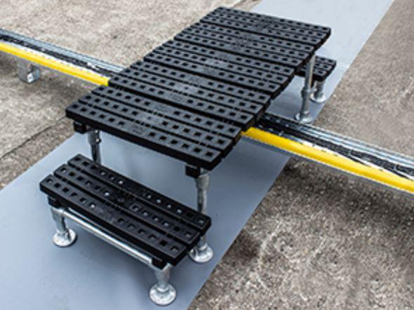 mini step-over platforms