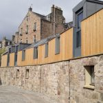 Contemporary accommodation in historic Edinburgh