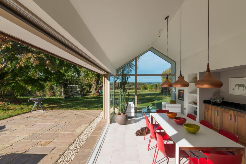Lees Munday Architects discover authentic Kebony cladding