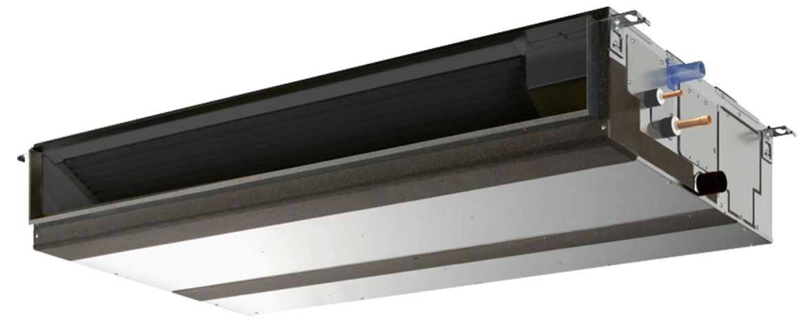 R32 VRF ducted unit