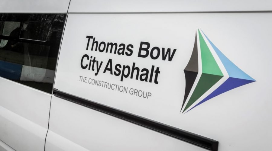 Thomas BOW City Asphalt