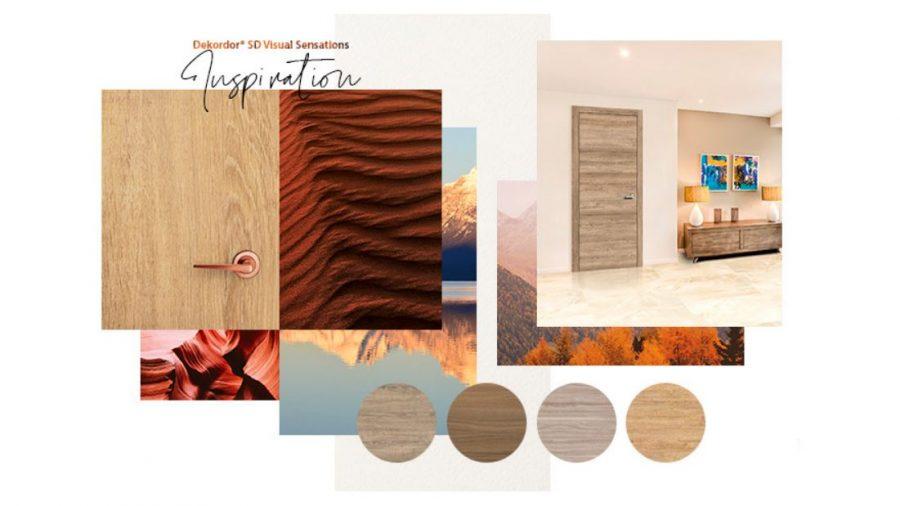 The latest impetus to interior design