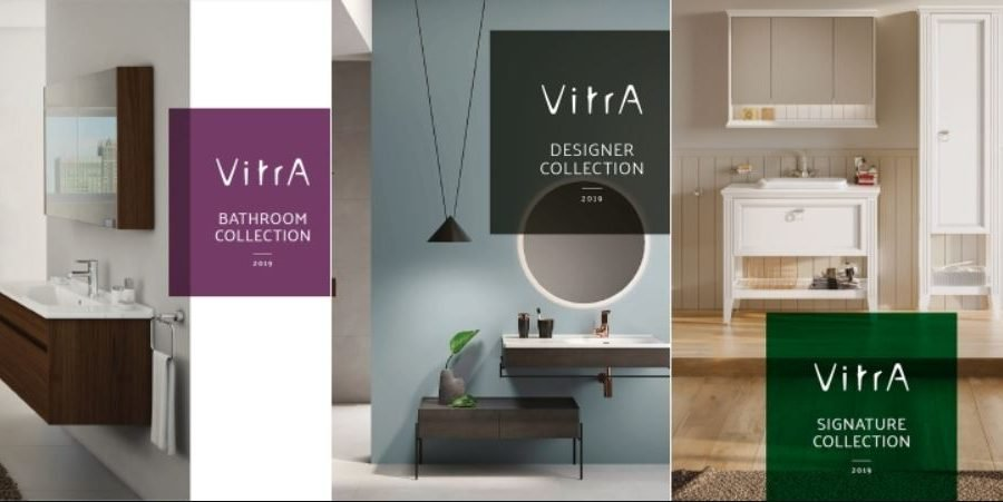 VitrA launches three new brochures
