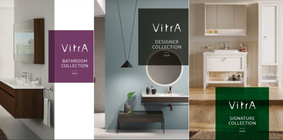 New Brochure Suite from VitrA