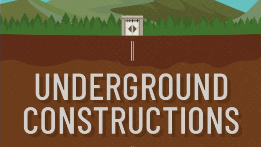 Digging Deep: 5 Amazing Underground Constructions