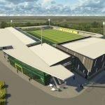 Britcon starts steel contract for Boston United Community Stadium