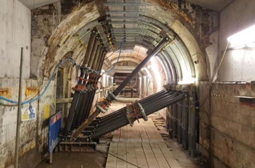 Finsbury Park Tube station improvement works amongst finalists of international construction competition