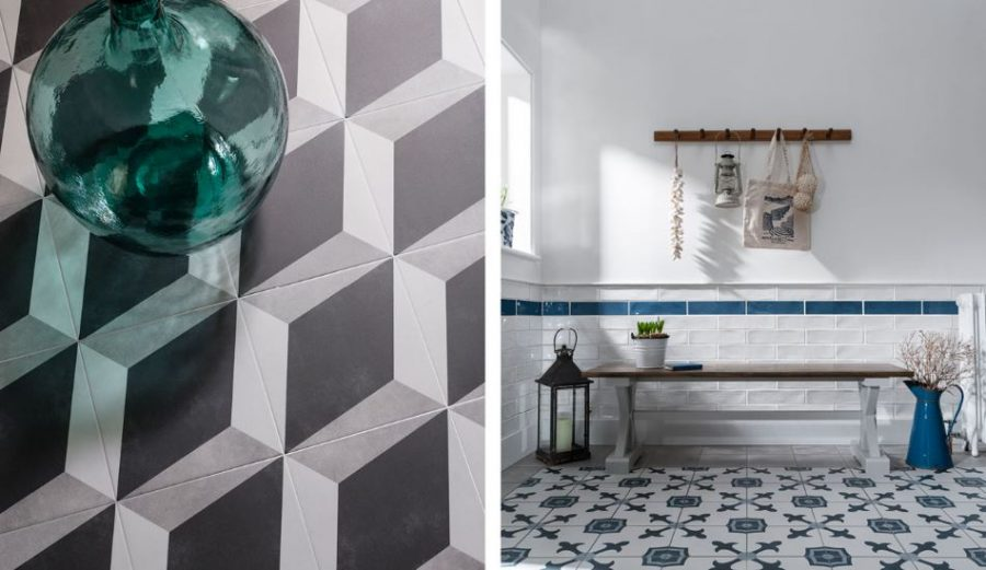 Make an entrance with Gemini Tiles