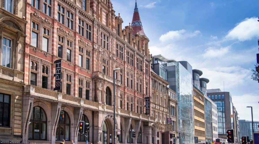 Office deal secured at Leeds landmark