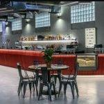 Spectacular Valchromat Bar Stars at New Cultural Venue