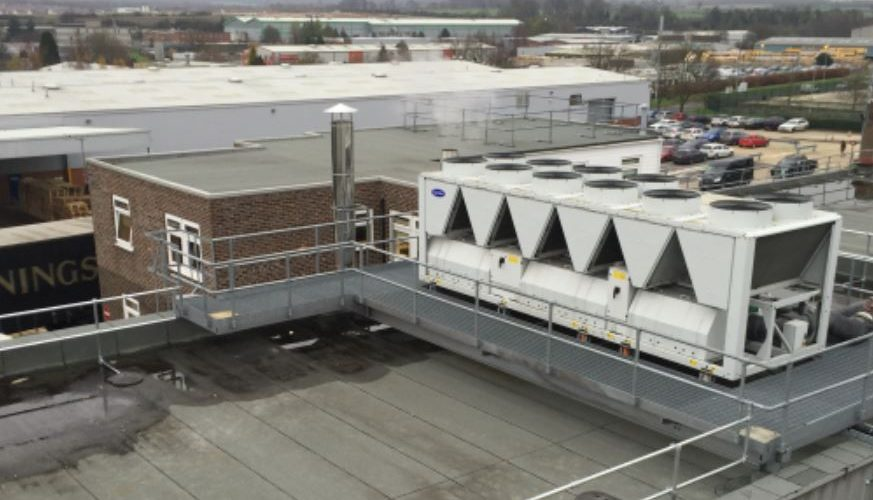 Kee Systems - Roof Edge Protection