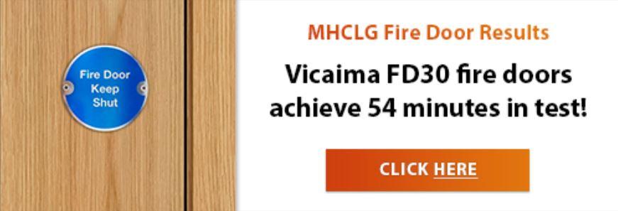 Vicaima FD30 Fire Doors