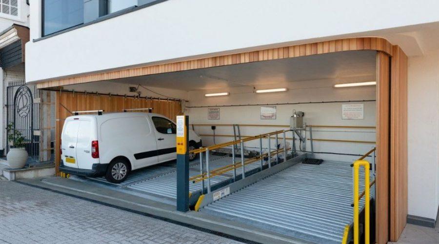 Rundum Meir - car lift garage