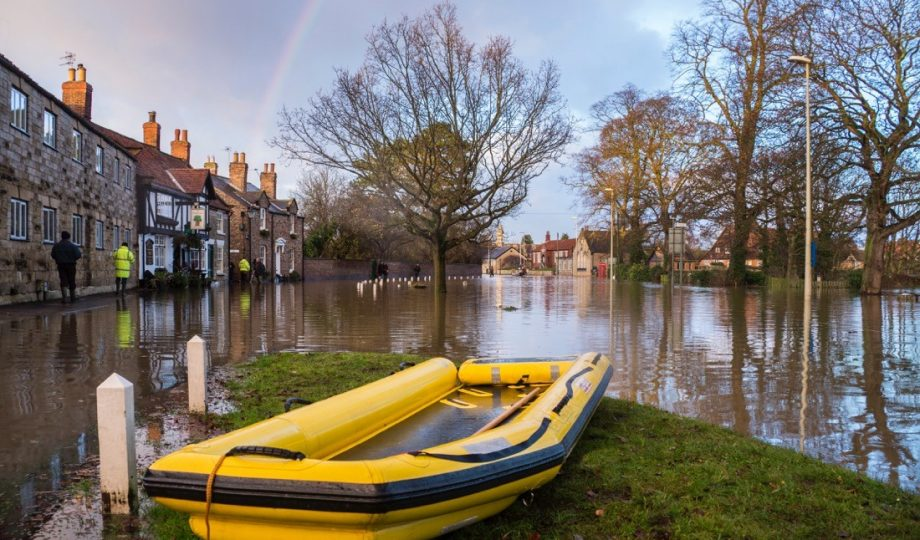 UKGBC unveils sector ambition for climate resilience and nature