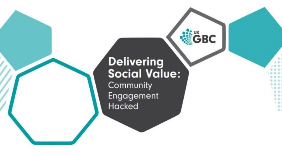 UKGBC - Delivering Social Value