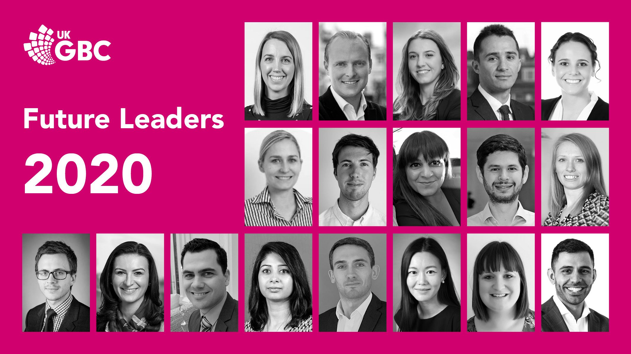UKGBC announces 2020 Future Leaders