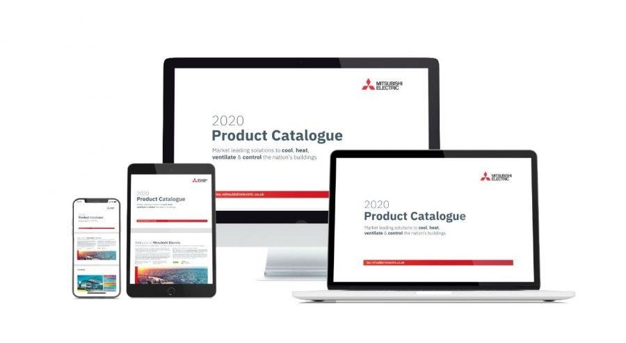 Mitsubishi Electric launches 2020 product catalogue