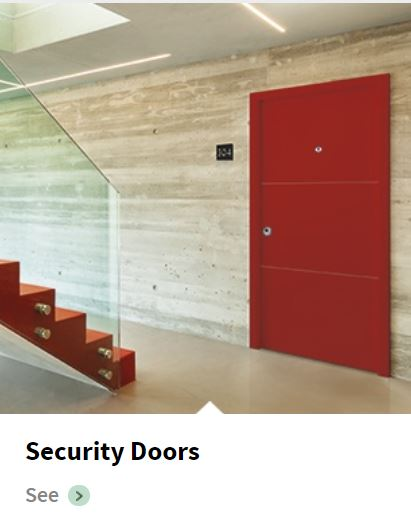 Vicaima Security Doors